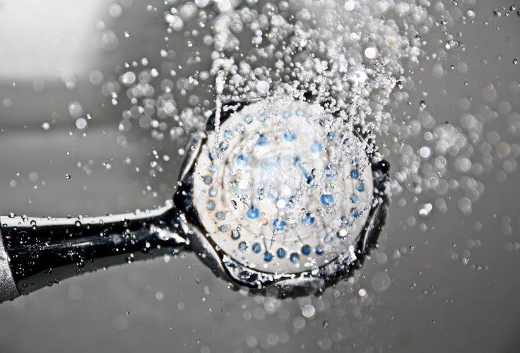 Una doccia per ricaricarsi